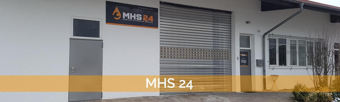 Hydraulik Service für Neubulach - MHS24: Hydraulikdichtung, DGUV